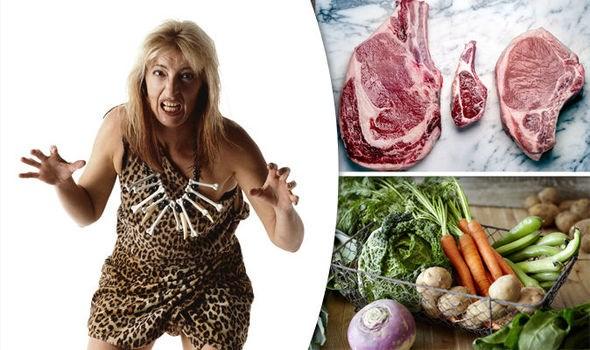 példa a paleo diéta menüre