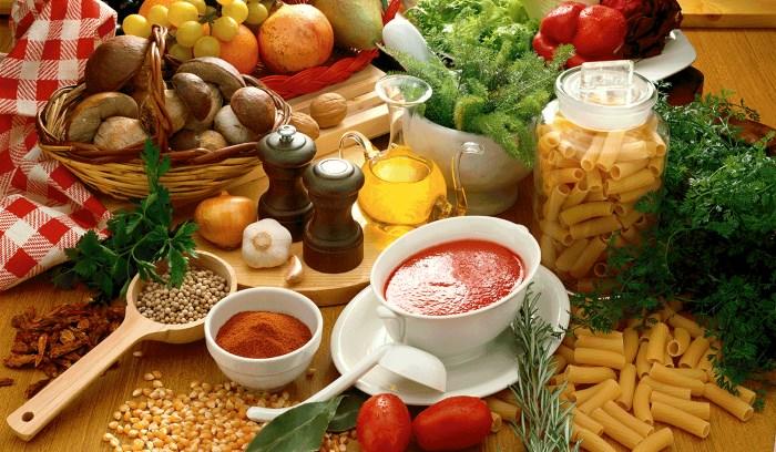 Rajongója vagy az olasz konyhának? Ezeket az alapanyagokat ...
