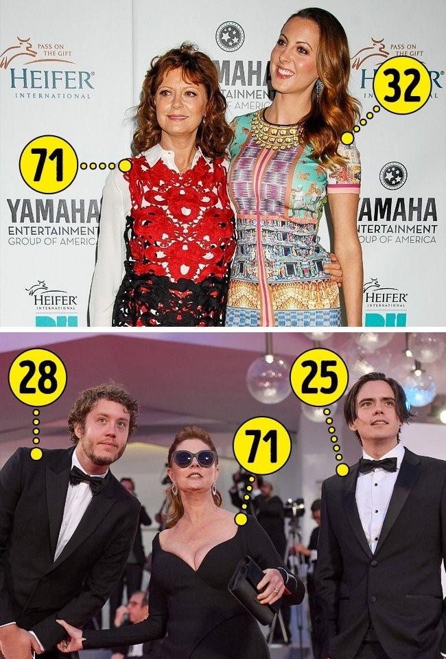 11 híres nő, aki bebizonyította, hogy még 40 felett is..