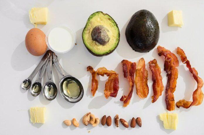 a ketogén étrend második szakaszan