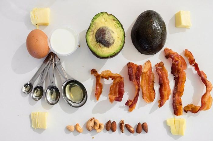 c-vitamin ketogén étrend