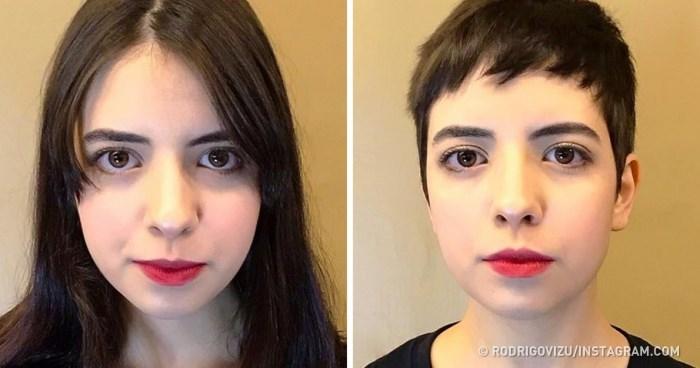 18 Lány Aki Elég Bátor Volt Ahhoz Hogy Rövid Frizurát Vágasson