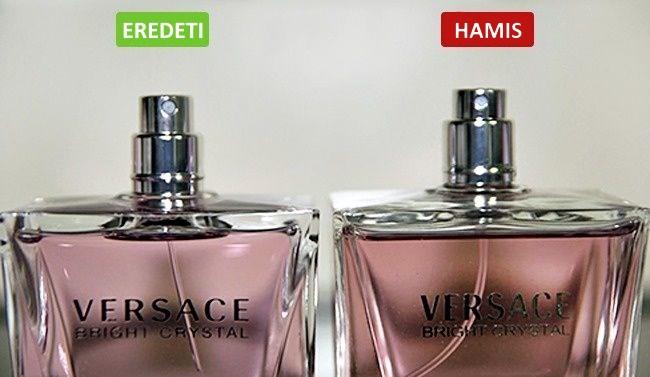 parfüm amely miatt lefogy