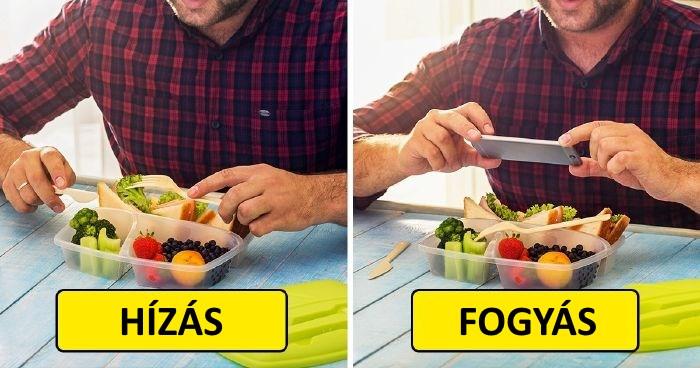fogyj kockahas diéta étrend