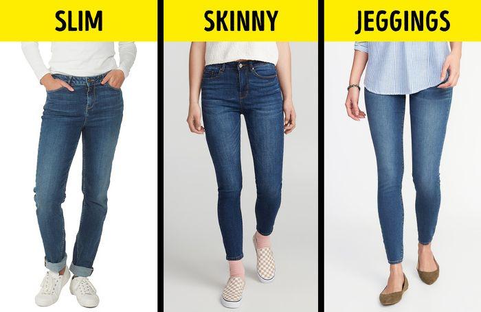 83147c9ad3 Slim: A skinny fazonnal ellentétben a slim meglehetősen szűk fazonú, de a  lábszáron kissé bővebb. Hétköznapokra, akár munkahelyre is ideálisak, ...