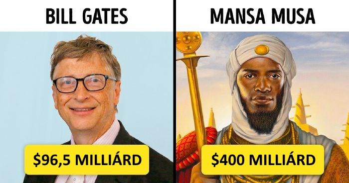 úgy néz ki, a gazdag ember találkozik