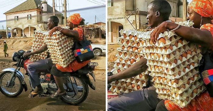 nigériai nők tudják,